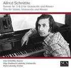 Alfred Schnittke Sonate No. 1 & 2 Fur Violoncello Und Klavier .. 0885150340424