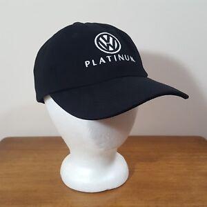 Image is loading Volkswagen-VW-Platinum-Black-Baseball-Hat-Cap-Embroidered- 217ff146271c