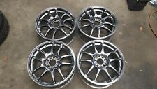 Jdm Work Emotion Cr Kai 17 Wheels For Sxe10 Is200 Rsx Ek9 Dc2 Cl7 Cl1 Rims