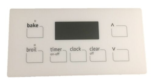 Frigidaire/_Electrolux  316220722 Overlay Replacement Part