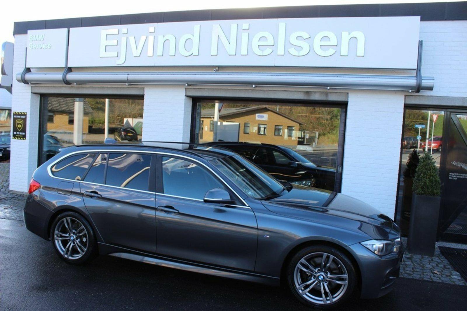 BMW 330d 3,0 Touring aut. 5d - 2.500 kr.