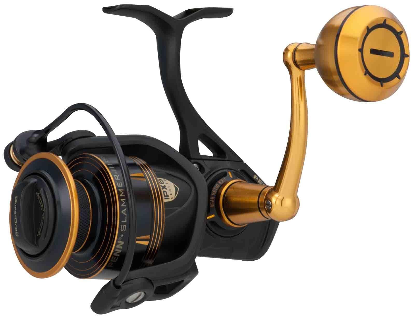 Penn Slammer III MK3 Nuevo Carrete Fijo Spin Spinning Reel De Pesca-Todos Los Modelos
