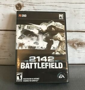 2142-BATTLEFIELD-PC-DVD-ROM-Computer-Game-2006-Free-Ship