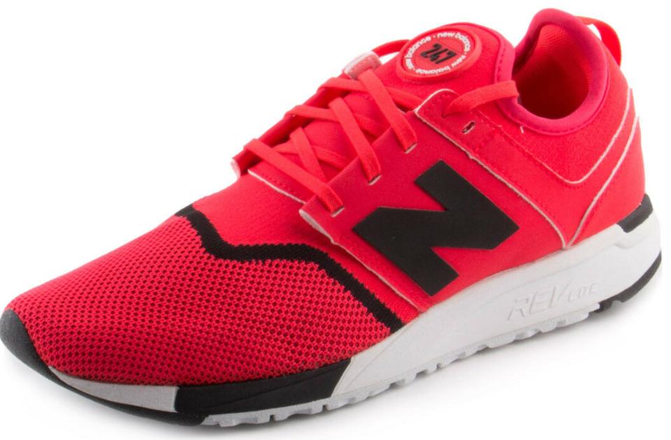New Balance 247 Size US 8.5 M (D) EU 42 Men's Running shoes Energy Red MRL247LI