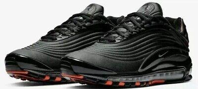 Nike Air Max Deluxe SE Black Crimson Size 10.5 AO8284 001 1 90 95 97 98 | eBay