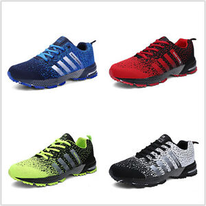 2018 New Men's Sports Running Shoes Outdoor  Casual Athletic Training Sneakers