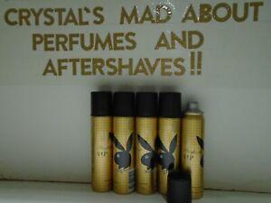 5-X-75-ML-PLAYBOY-VIP-FOR-HER-parfum-DEODORANT-spray