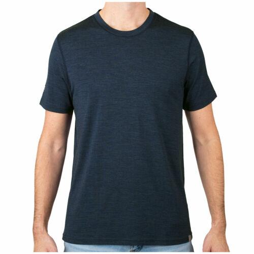 Details about  /MERIWOOL Men's Merino Wool Short Sleeve T Shirt Lightweight Base Layer