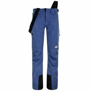 Kappa Pants Woman 6CENTO 665A DENIM Ski sport Sport Trousers