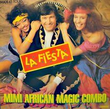 MIMI AFRICAN MAGIC COMBO la fiesta/instrumental Remix GENERAL FUNK MAXI VG++