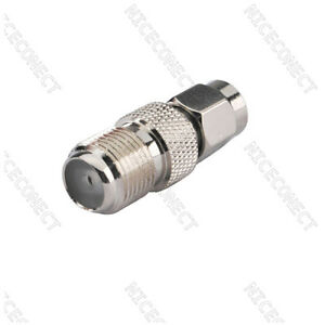 2 x N Type Male Plug TO SMA Male Plug converter adaptor