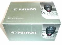 Python 3105p 1-way Vehicle Car Security System >new
