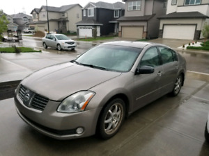 2004 nissan maxima 3.5 fully loaded