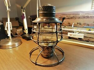 LAKE-SHORE-amp-MICHIGAN-SOUTHERN-RAILWAY-Lantern-ADAMS-amp-WESTLAKE-COMPANY-1895
