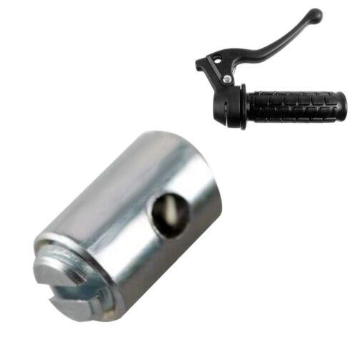 SERRE CABLE D5.5 L6 POIGNEE GAZ MOTO SACHS ACCELERATEUR MOBYLETTE CYCLO SCOOTER
