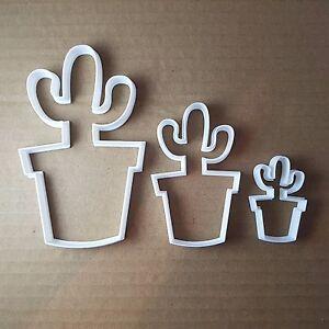 Cactus-Cactus-Plante-Fleur-Desert-Coupe-Biscuit-Biscuit-Patisserie-Fondant-Sharp