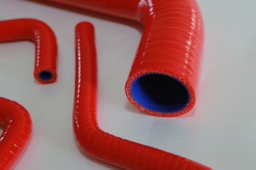 silicone radiator hose Blue//Red for Subaru Impreza GD GG WRX STi RED 2002-2005
