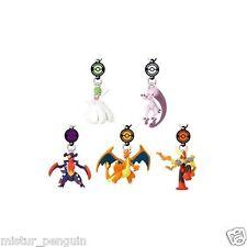 Pokemon XY MEGA 5PC SET Cell Phone Strap Figure Tomy Nintendo Netsuke DX02 Y