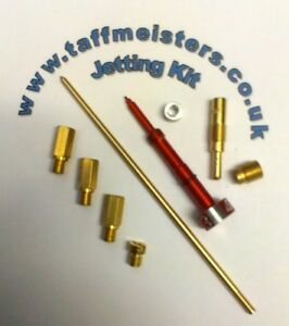 Details about KTM 400 EXC SX XC PERFORMANCE JETTING KIT KEIHIN FCR CARB  2000-2006