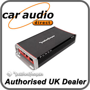 ROCKFORD-FOSGATE-PBR500X1-PUNCH-Car-Audio-Compact-Mono-Power-Amp-Amplifier-500W