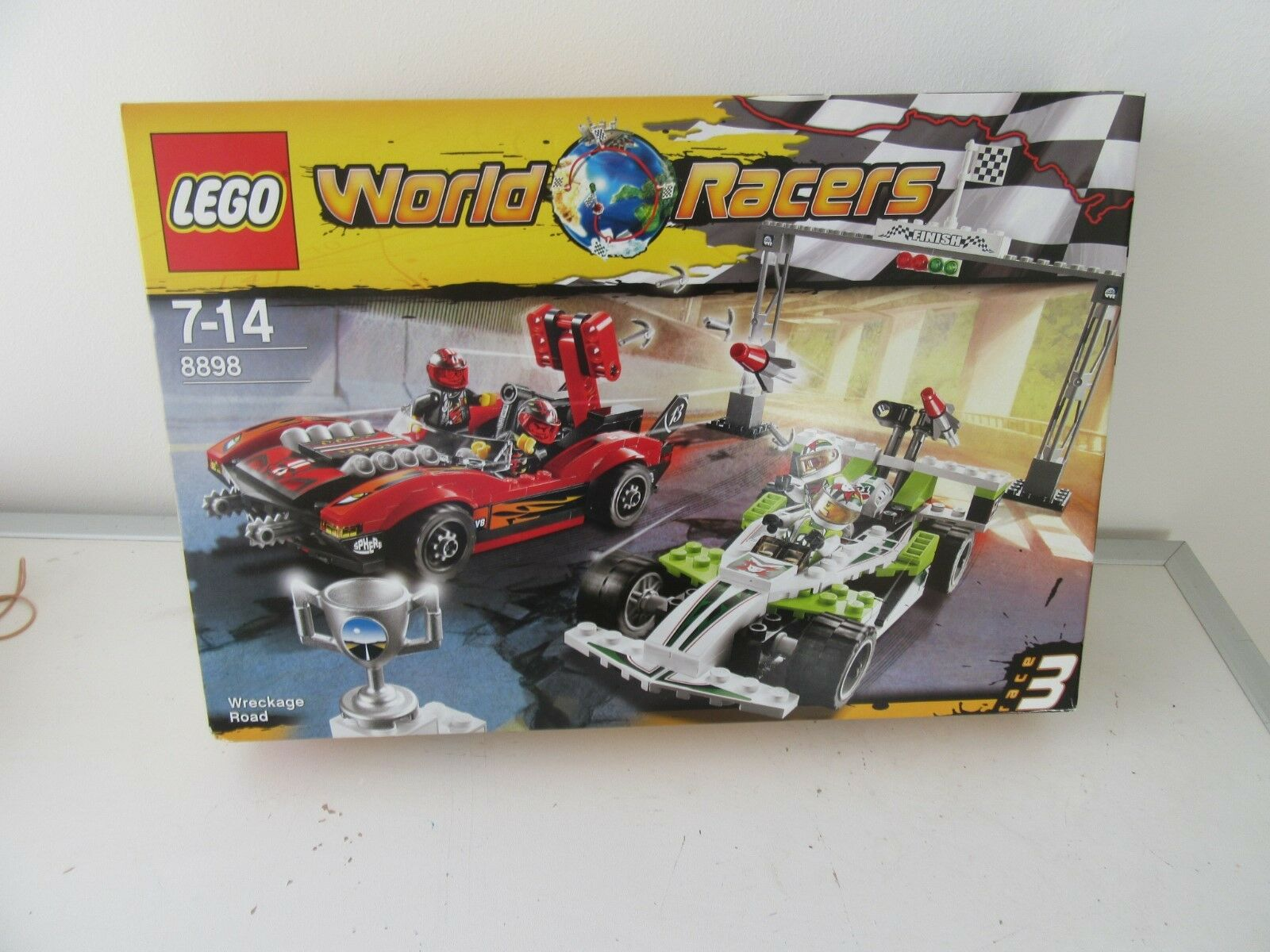 LEGO ® World racers  8898  alto sconto