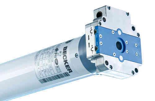 Becker meccanica TUBO MOTORE SERIE R TIPO C M