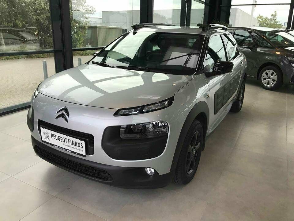 Citroën C4 Cactus 1,6 BlueHDi 100 Extravaganza Diesel