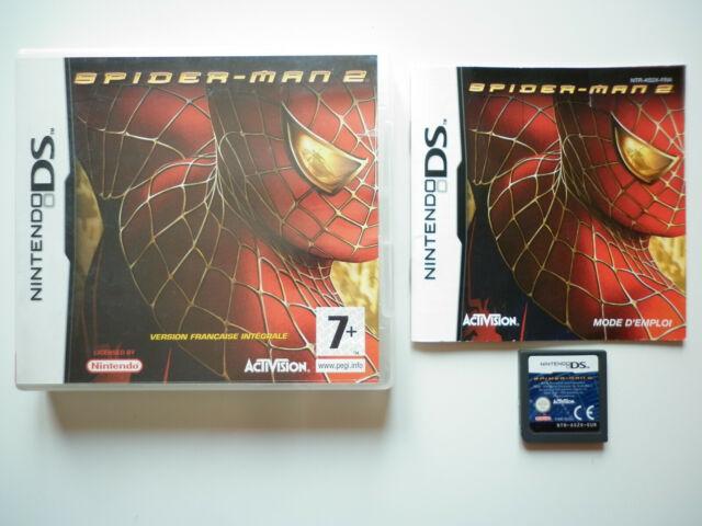 Spider Man 2 Jeu Vidéo Nintendo DS