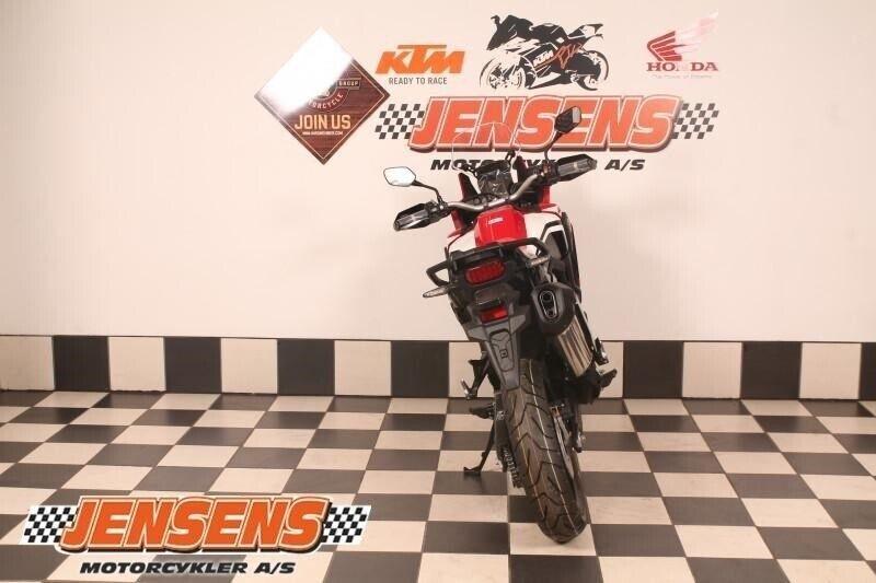Honda, CRF 1000 L Africa Twin, ccm 998