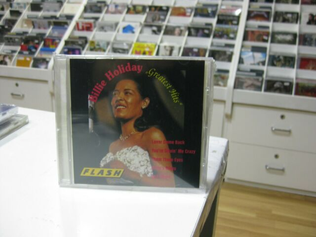 Billie Holiday CD Germany Greatest Hits