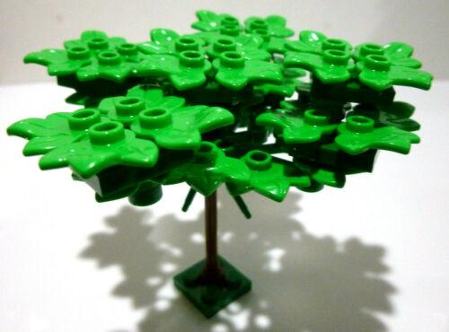 1 x LEGO® °°Mittel-Große Alte Eiche,Erle,Buche,Pflanze,Baum °°neu 56 Teile.