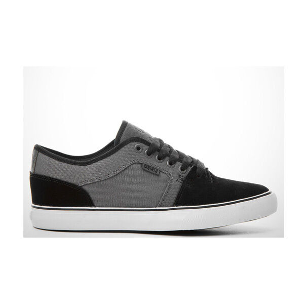 Osiris DECAY Black Charcoal Grey White Casual Shoes Sneakers 1226312 (138) Men's Shoes Casual e4766b