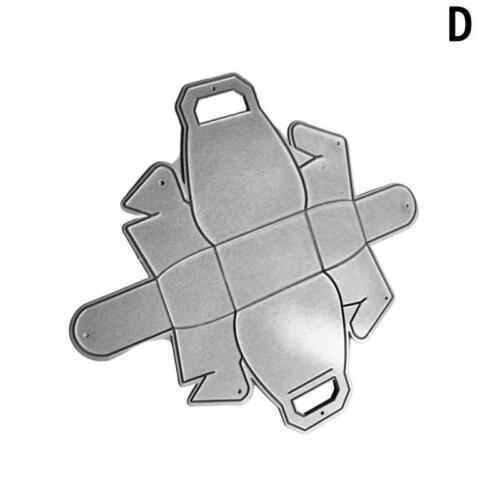 Metal Cutting Dies Stencil For DIY Scrapbooking Embossing Paper Card Decor Top