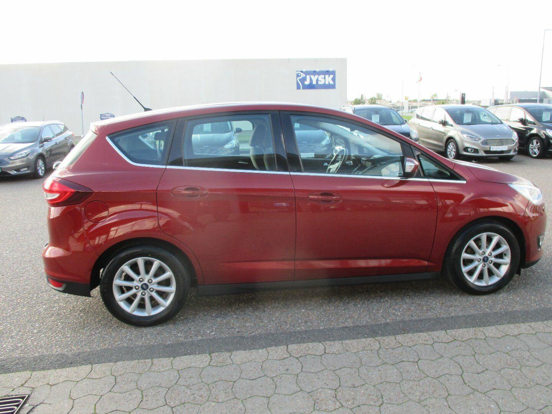 Ford C-MAX 1,0 SCTi 100 Titanium - billede 4