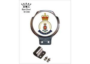 Royale Militaire Voiture Badge Royal Horse Artillery 3 Regiment Vétéran B1.3346-afficher Le Titre D'origine