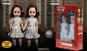 Mezco-Living-Dead-Dolls-the-Shining-Talking-Grady-Twins-New-Orig
