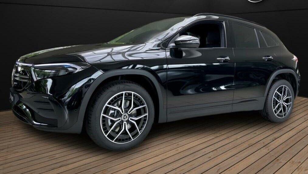 Mercedes EQA250  AMG Line 5d - 1.880 kr.