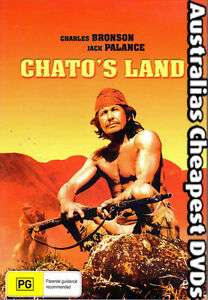Chato-039-s-Land-DVD-NEW-FREE-POSTAGE-WITHIN-AUSTRALIA-REGION-ALL