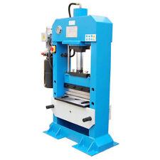Hydraulic Press Brake 30 Ton Electric Power Bender Bending 2850 Rpm 3 Phase 220v