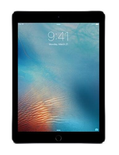 1 von 1 - Apple iPad Pro Wi-Fi 32GB, WLAN, 24,6 cm (9,7 Zoll) - Spacegrau (aktuellstes...