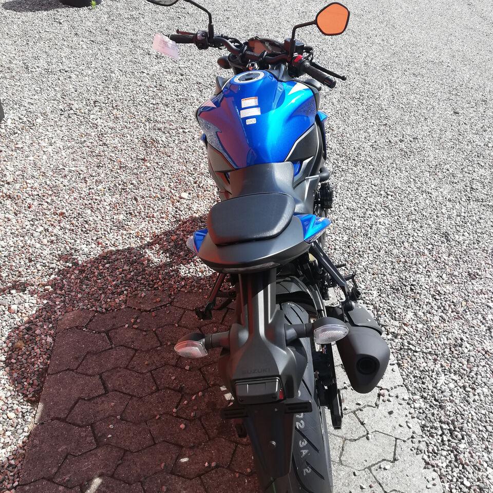 Suzuki, GSX-S750AM0, ccm 749