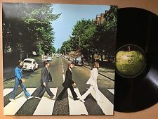 The Beatles Abbey Road 2012 UK Edition NM/NM (Bin T3)