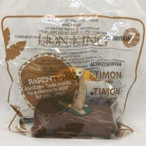 Disney-The-Lion-King-Timon-Toy-New-2019-McDonald-039-s-Happy-Meal-Toy-7