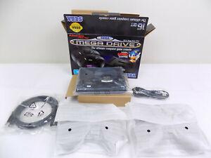 Brand-New-in-Box-Sega-Mega-Drive-Mini-Console-2x-Controllers-Free-Postage