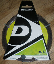 Dunlop Biomimetic DNA Power Durability 16g 1 set Tennis String Brand New