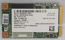 Intel SSD180GB mSATA