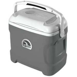 Personal-Cooler-Iceless-28-qt-Silver-IGLOO-40369