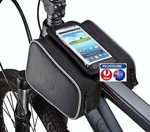 Roswheel-5-5in-Water-Resistant-Front-Top-Tube-Pannier-Bike-Frame-Storage-Bag