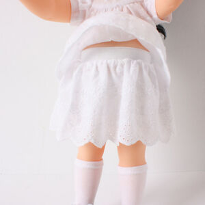 Oatmeal Skirt Disney Baby Doll Clothes Animator/'s collection Princess 16inch