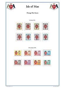 Isle-of-Man-Full-Colour-Illustrated-Stamp-Album-Pages-1958-2018-359-Pgs-on-CD